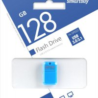 Флэш-диск SmartBuy 128GB USB 3.0 ART синий