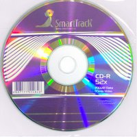 Диск CD-R SmartTrack 52x Kонверт (1/200) =4607177556192=