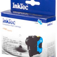 Картридж INKTEC BROTHER LC1100/980/67/65/61/38 для DCP-145C/ 385C/ 585CW/ 6690CW, MFC-250C/ 290C/ 790CW/ 5490CN/ 6490CN/ 6890CDW cyan