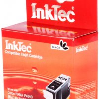 Картридж INKTEC CANON PGI-425Bk для iP4840/ MG5140/ MG5240/ MG6140/ MG8140/ MX884/ iX6540 black
