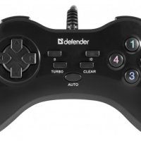 Геймпад Defender Game Master G2 USB 13кн