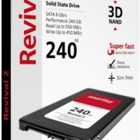 "Жесткий диск SSD SmartBuy 2,5"" 240GB Revival 3 SATA-III 7mm PPS3111 3D TLC 64L"