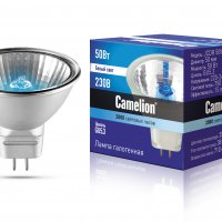 Лампа Сamelion JCDR(MR16) 220V 50W GX5.3 COOL 3500К (10/200)