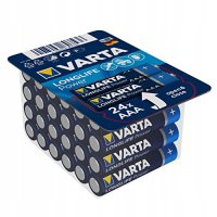 Батарейка VARTA LR 3 (24*Box) Longlife (288)