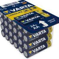 Батарейка VARTA LR 6 (24*Box) Longlife (288)